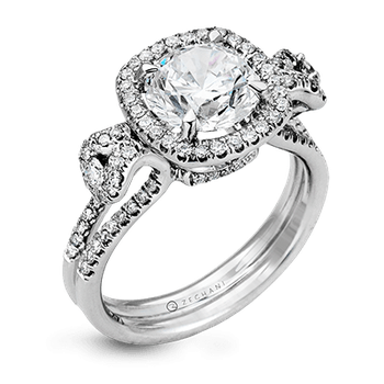 ZR495 ENGAGEMENT RING
