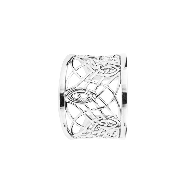 Keith Jack Celtic Knotwork Cuff