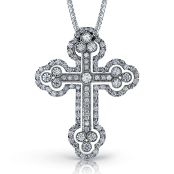 LP4075 CROSS PENDANT