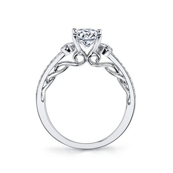 MARS Jewelry - Engagement Ring 26543