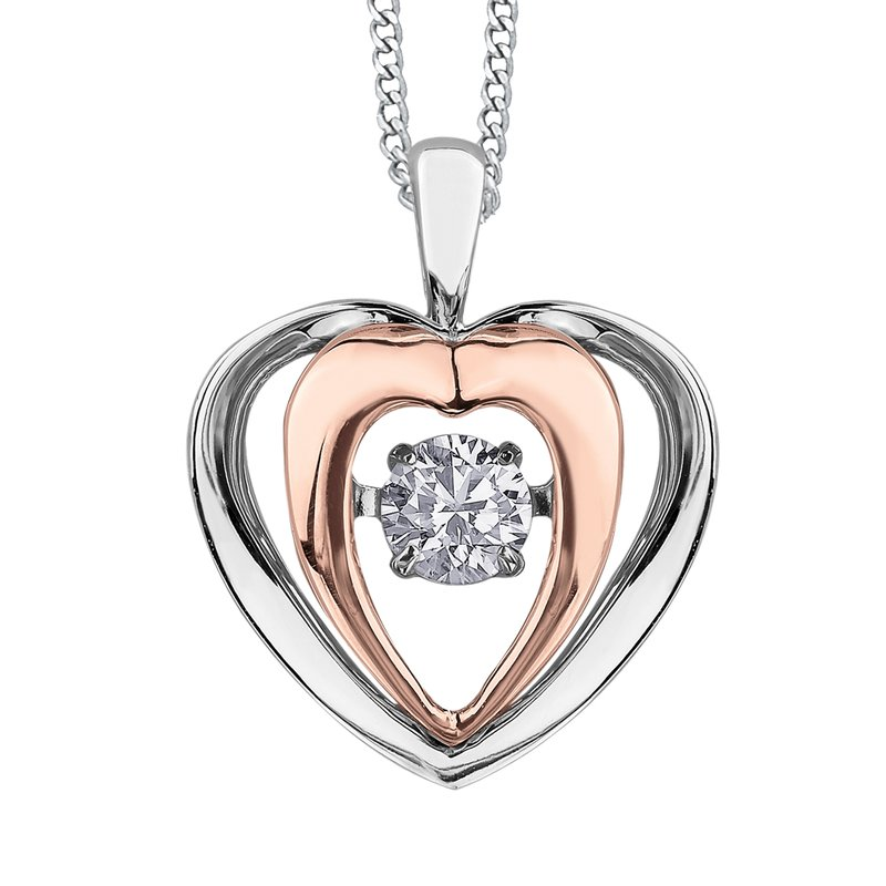 Timeless Beauty Diamond Solitaire Pendant