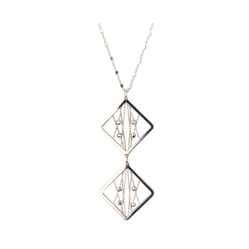 Frederic Duclos Asteroid  Necklace