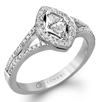 ZR348 ENGAGEMENT RING