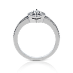 Zeghani ZR348 ENGAGEMENT RING