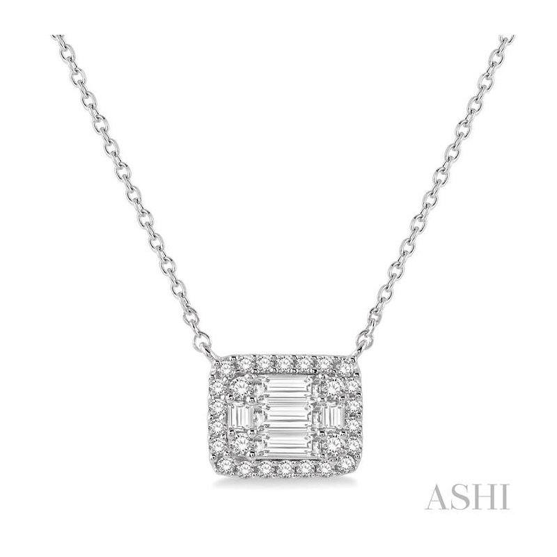 Barclay's Signature Collection fusion diamond necklace