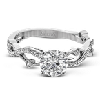 Simon G LR2207 ENGAGEMENT RING