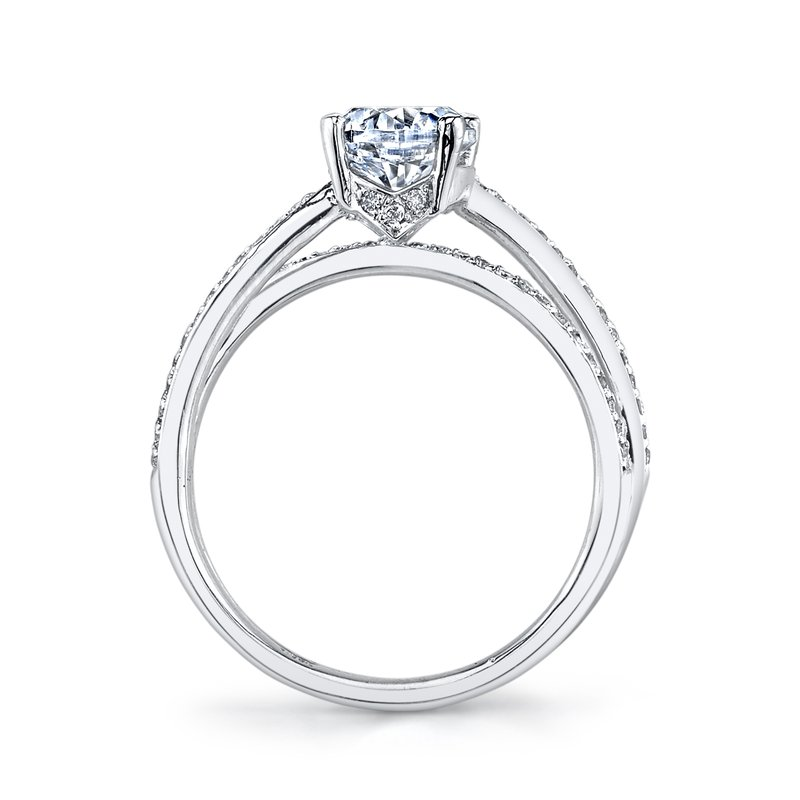 MARS Jewelry - Engagement Ring A11