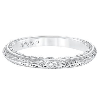 ArtCarved Anwen Wedding Band