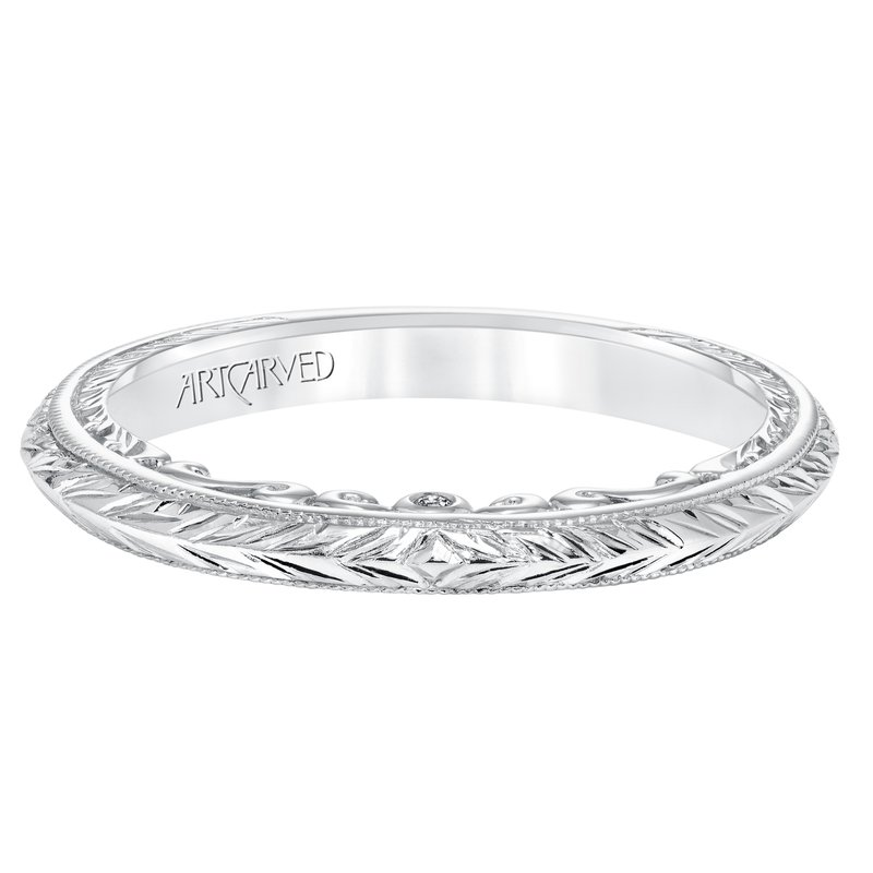ArtCarved ArtCarved Anwen Wedding Band