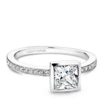 Noam Carver Fancy Engagement Ring B095-04A
