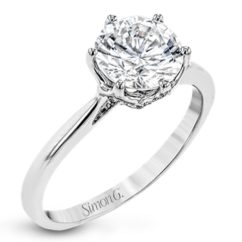 LR2143 ENGAGEMENT RING