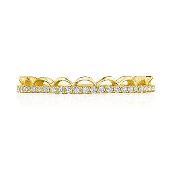 Crescent Crown Ring
