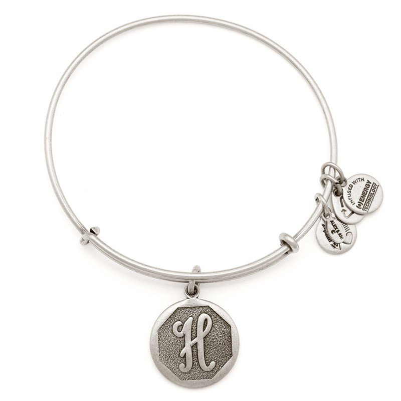 Alex and Ani INITIAL H EWB, RS