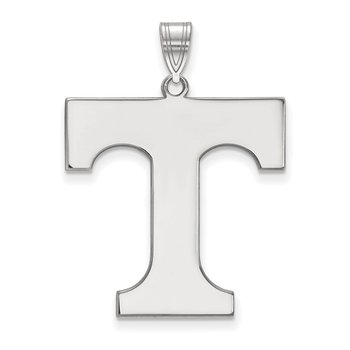 Sterling Silver University of Tennessee NCAA Pendant