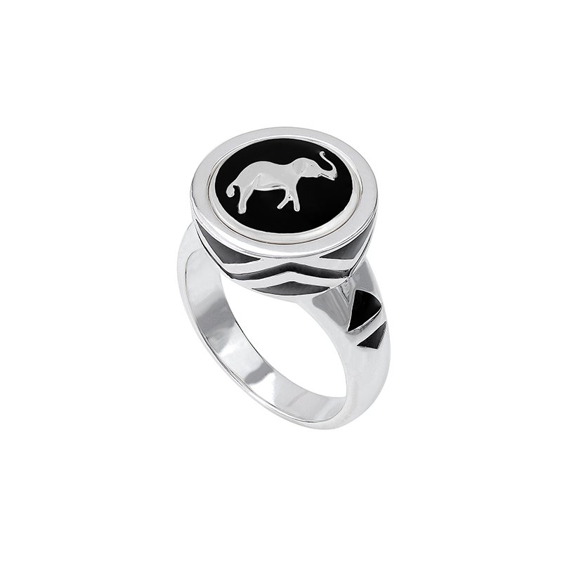 Kameleon Kameleon Tribal Beat Ring