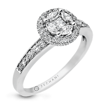 ZR899 ENGAGEMENT RING