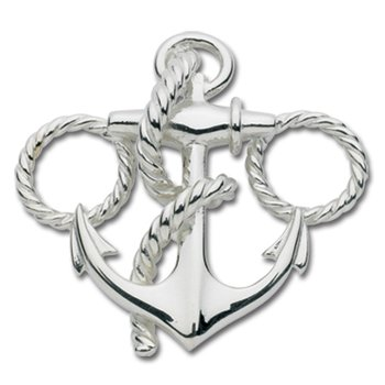 Sterling Silver Anchor