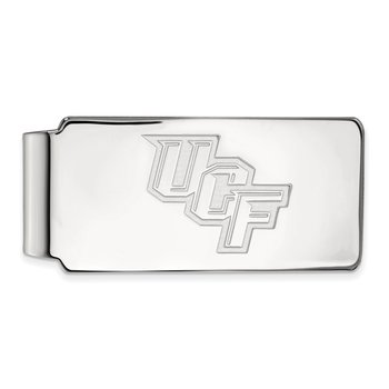 Gold University of Central Florida NCAA Money Clip