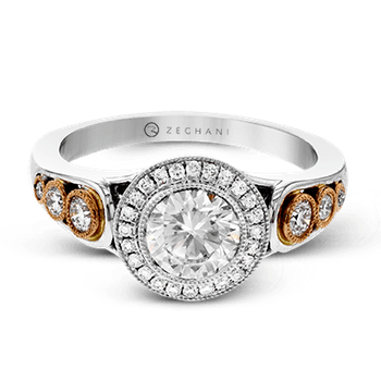 ZR1421 ENGAGEMENT RING