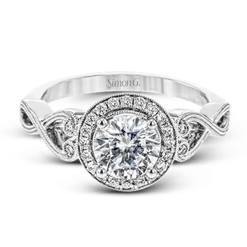 TR686 ENGAGEMENT RING