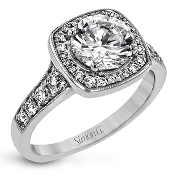 TR659 ENGAGEMENT RING