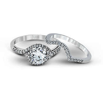 ZR582 WEDDING SET