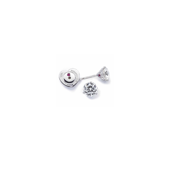 Cento Martini 3 Prong Stud Earrings