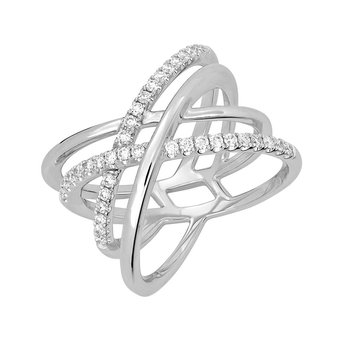 Diamond Fashion Ring - FDR13951W