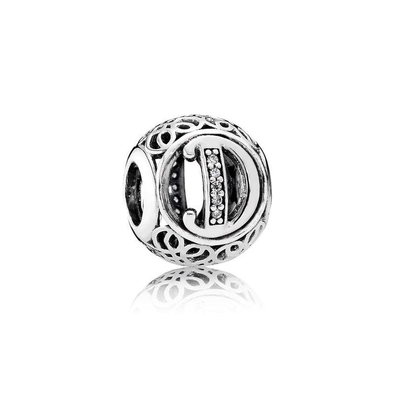 bbbd531af Saxon's Diamond Centers: PANDORA Vintage D, Clear Cz