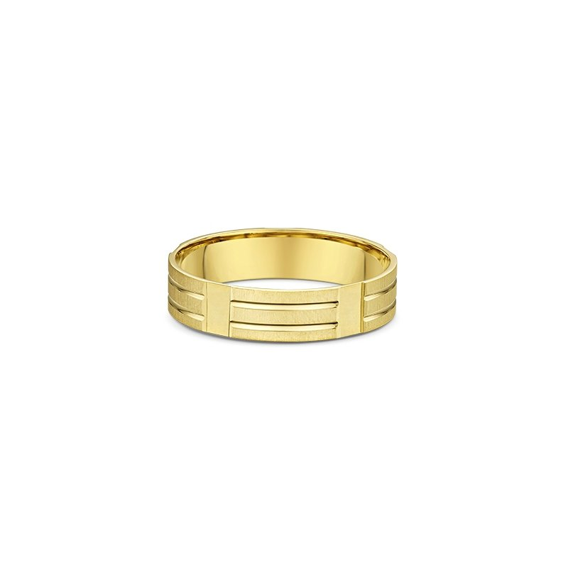 Dora Wedding Rings 367B01
