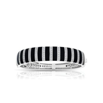 Regal Stripe Bangle