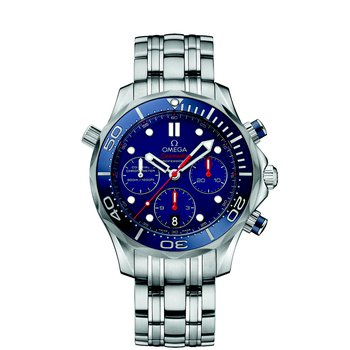 Seamaster Diver 300M Co-Axial Chronograph 44 mm