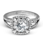 Zeghani ZR1192 ENGAGEMENT RING