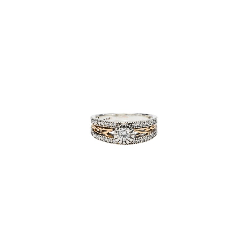 Keith Jack Brave Heart Ring