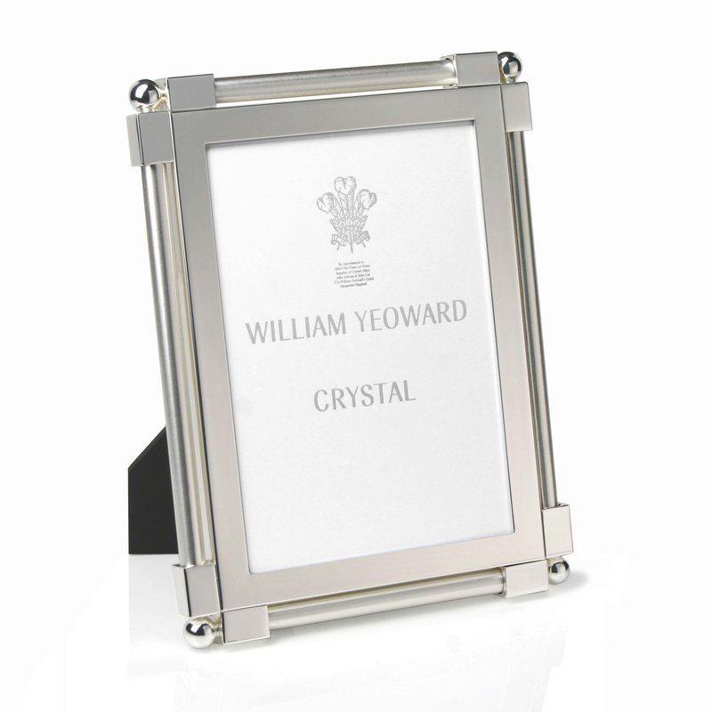 "William Yeoward Classic Platinum 5"" x 7"""