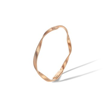 Marrakech Rose Gold Bangle