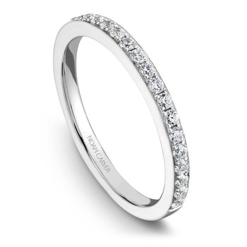 Noam Carver Wedding Band B036-01B