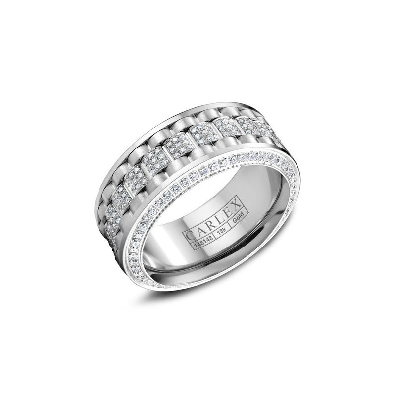 Carlex Carlex Generation 3 Ladies Fashion Ring CX3-0032WWW-S6
