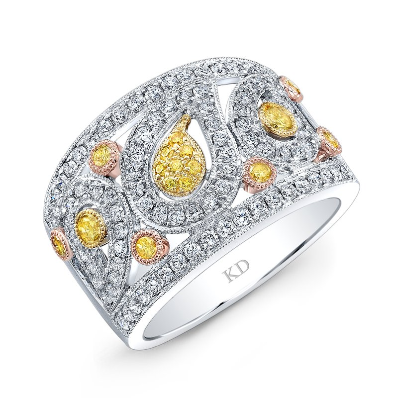 Kattan Diamonds & Jewelry LRFA5518YD