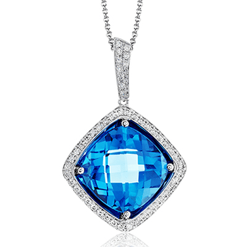 ZP782 COLOR PENDANT