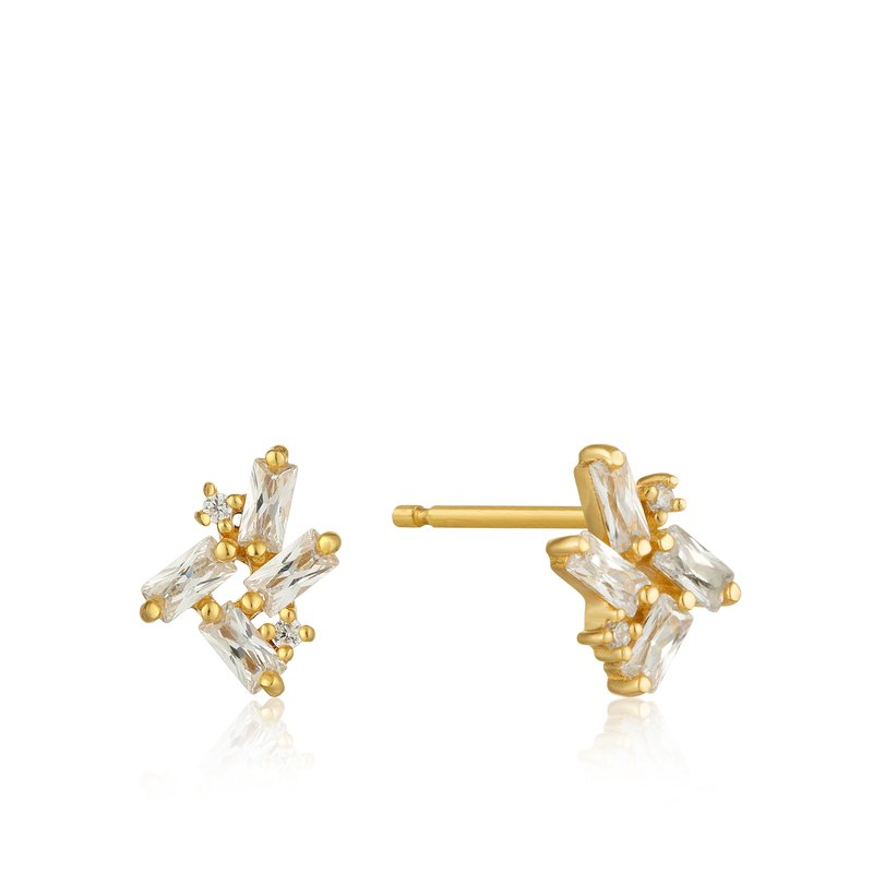 Ania Haie CLUSTER STUD EARRINGS