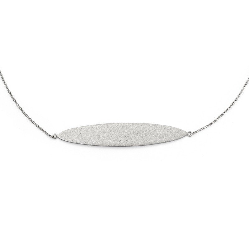 Leslie's Leslie's Sterling Silver Radiant Essence Necklace