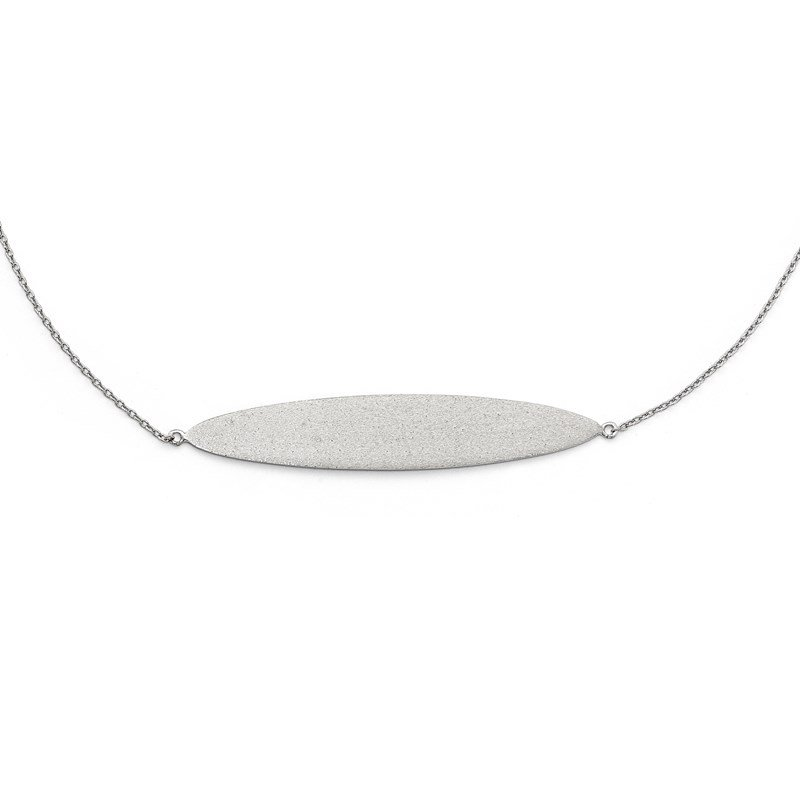 JC Sipe Essentials Leslie's Sterling Silver Radiant Essence Necklace