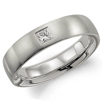 CrownRing Men's Wedding Band WB-9009