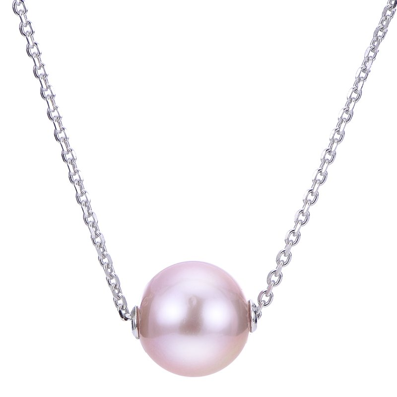 Imperial Pearl Sterling Silver Freshwater Pearl Necklace