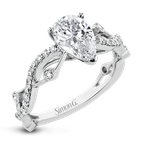 Simon G LR2207-PR ENGAGEMENT RING