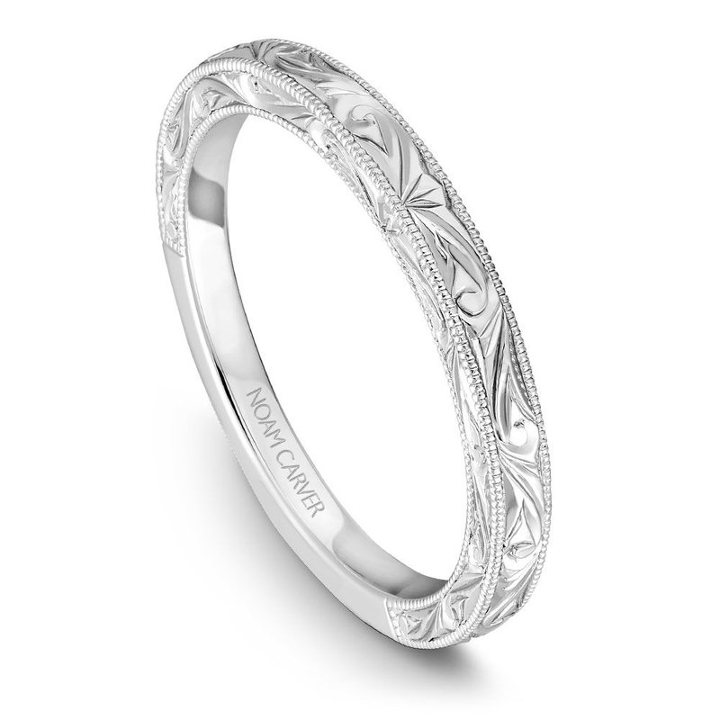 Noam Carver Noam Carver Wedding Band B006-03EB