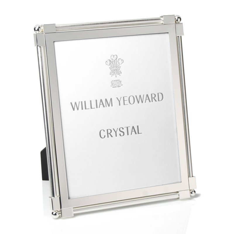 "William Yeoward Classic Platinum 8"" x 10"""