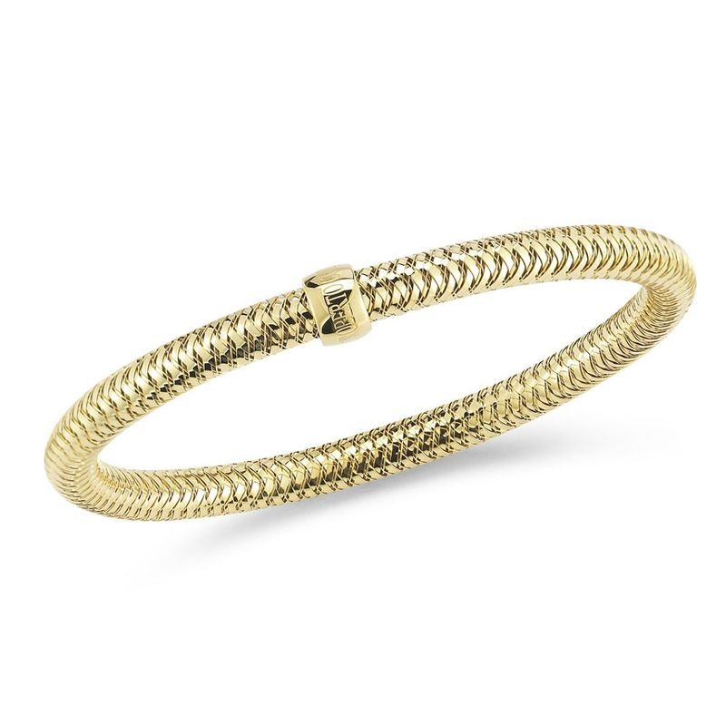 Roberto Coin  #25937 Of 18Kt Gold Bracelet