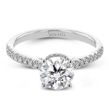 LR2350 ENGAGEMENT RING